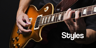 Styles Of Guitar 2